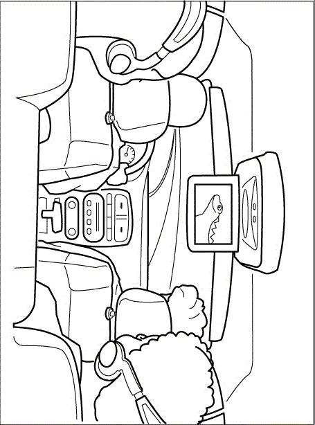 movie theater coloring pages - photo#29