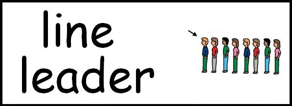 clipart of line leader - photo #46