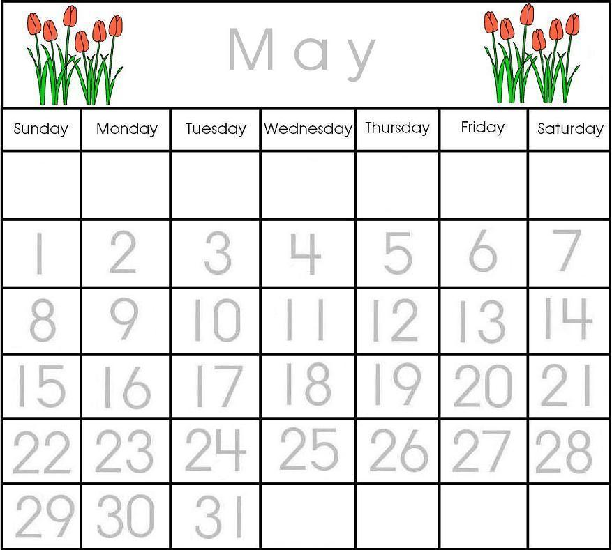 free printable calendars 2011 with pictures. printable calendar 2011 may.