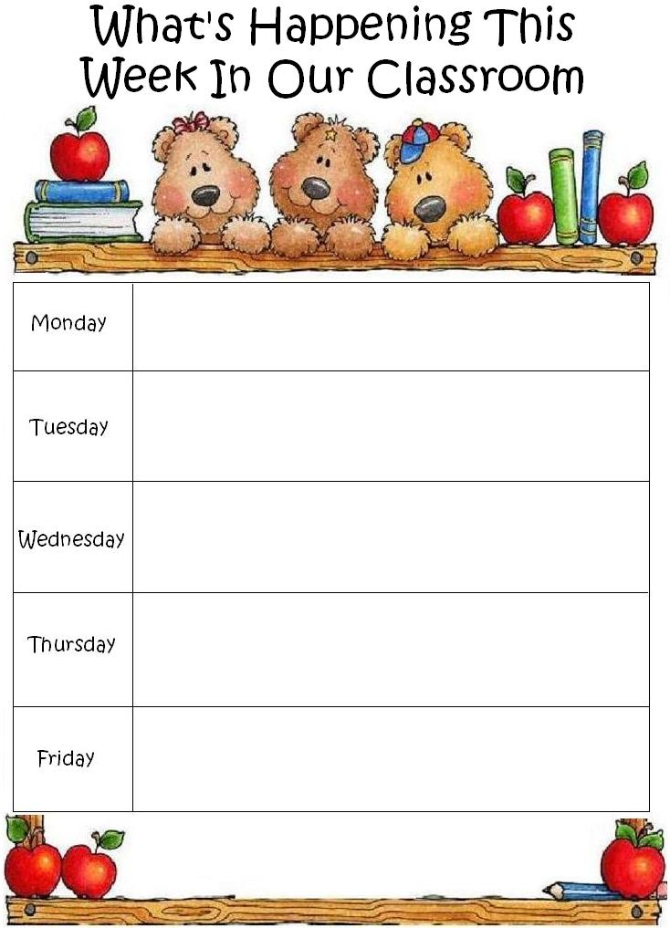 free printable menu templates for kids - free printable daily sheets for toddlers preschool chore
